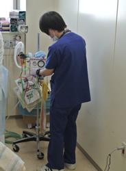 安全な手術ための組立