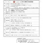 作業療法士求人票(産休代替非常勤)29年11月掲載